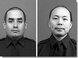 Officers Ramos and Liu