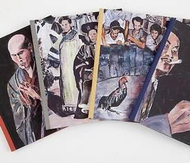 Bob Dylan Asia Series Gagosian Gallery