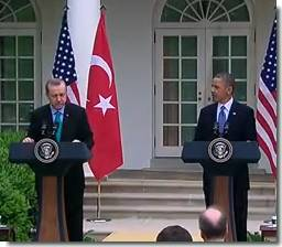 Dissembling from Prime Minister Erdogan