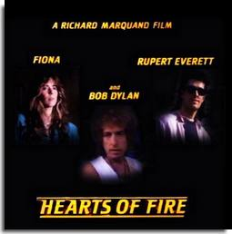 Hearts of Fire Bob Dylan 80s