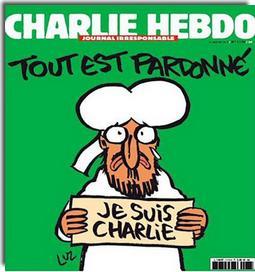 Muhammed sez: Je Suis Charlie