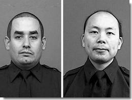 Officers Ramos and Liu
