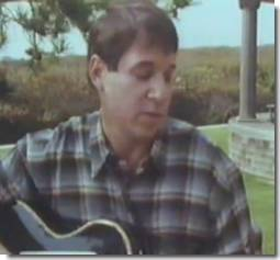 Paul Simon with Mark Steyn