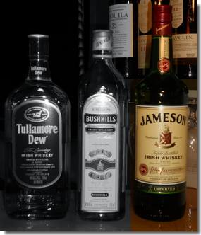 Review of Jameson Irish Whiskey