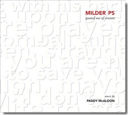 Review of Music by Paddy McAloon Milder PS