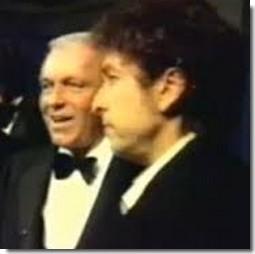 Bob Dylan Frank Sinatra 2015
