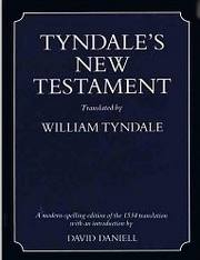 William Tyndale's New Testament