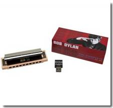 USB thumbdrive harmonica album collection Bob Dylan